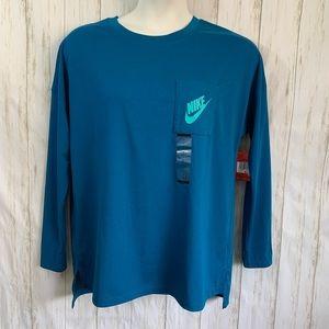 NWT Nike Long Sleeve Shirt Crew Neck